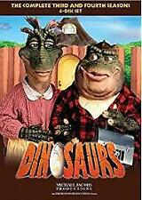 Dinosaurs - Season 3 & 4 DVD [New/Sealed] *REGION 1*