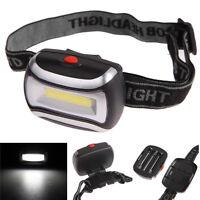 600Lm LED Headlamp Headlight Flashlight Head Light Lamp Torch For Camping Hiking