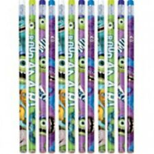 Monsters University Pencils - Party Fun/School Or Just Fun!