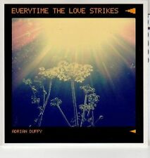 (EH952) Adrian Duffy, Everytime The Love Strikes - 2012 DJ CD