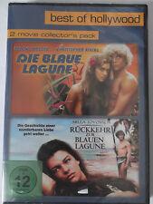 Die blaue Lagune & Rückkehr zur blauen Lagune - Milla Jovovich, Brooke Shields