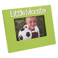 Little Monster Photo Frame with Mirror Letters  NEW in BOX