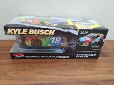 2019 #18 Kyle Busch M&M's Monster Energy Cup Champion 1/24 Action NASCAR Diecast