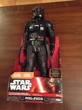 Rare Star Wars Big-Figs Elite Tie Fighter Special Forces Pilot 18 Inch Figure