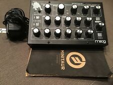 Moog Minitaur Keyboard Synthesizer