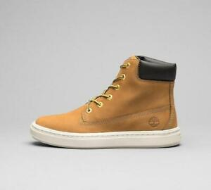 Womens Timberland Londyn 6 Wheat/White Boots (PF1) RRP £119.99