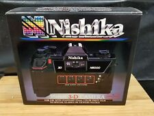 Brand New Nishika N8000 35 mm Quadrascopic Stereo 3D Lenticular Camera Vintage