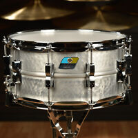 Ludwig 6.5x14 Hammered Acrolite Snare Drum