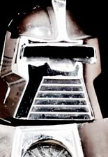 "Rare 1978 CYLON Centurion from Battlestar Galactica cult Vintage 12"" MINT Box"