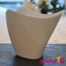 50 x Premium Fingerfood Schalen Dorico 120ml Tappas Dippschalen weiß