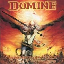 """Domine """"Stormbringer Rules-The Legend"""" CD NUOVO"""