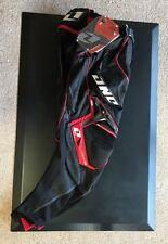"28"" Kids Youth One Industries Pants MX Motorbike BMX Black Red $249.95"
