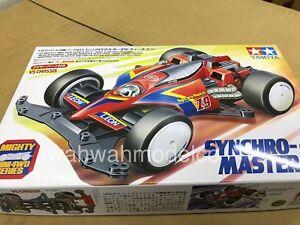 Tamiya 95410 1/32 Scale Mini 4WD Car Kit VS Chassis JR Synchro-Master Z9 Limited