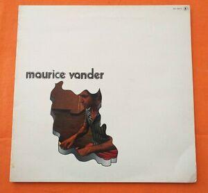 LP Maurice Vander Saravah SH 10015 French Press 1972 EX . Gatefold .