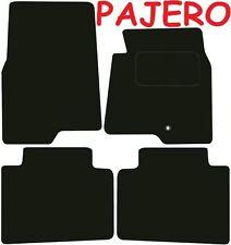 MITSUBISHI Pajero + Swb Deluxe qualità Tappetini su misura 2000 2001 2002 2003 2004 2005