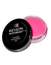 Revlon Photoready Cream Blush Blusher ~ 200 Flushed ~ Bright Pale Pink