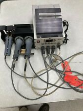 Pace Desoldering Stationwith 2 Handpieces1 Thermotweez Handpiece All With Holders