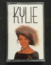 KYLIE MINOGUE - KYLIE - 1988 AUSTRALIAN RELEASE CASSETTE