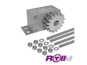 Set Radialdämpfer Modul 4 Schiebetor (Bremssystem für Schiebetor)