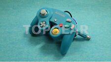Nintendo Official GameCube Wii controller Emerald Blue by TOPGEAR.jp