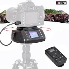 Triopo 360°Automatic Panoramic Electronic Motorized Tripod Ball head For Camera