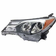 New TO2518147C CAPA Driver Side Headlight for Toyota RAV4 2013-2015