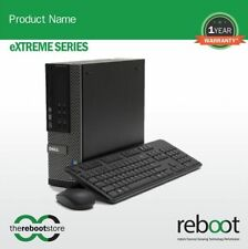 Reboot Extreme Series Dell Desktop Intel Core i5-4GB-500GB