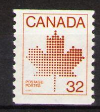 Canada 1983 Sc951 $ 0.6  Mi864C 1.2 MiEu  1v  mnh  Coil Stamp