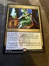 MTG Pernicious Deed - Masters 25