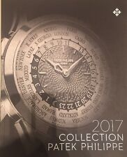 Patek Philippe Watch Collection Catalogue Book 2017 Collectible Edition