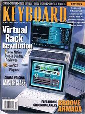2001 Yamaha 9000 Pro KEYBOARD Review Jovino Santos Neto Brazilian Jazz, Magazine