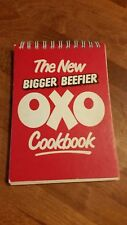 Vintage Recipe / Cookery Book – Bigger Beefier Oxo – Great! –
