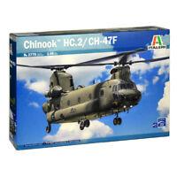 Italeri Chinook HC.2/ CH-47F Model Set (Scale 1:48) NEW