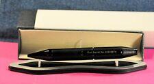 """Cross""   X  Liberty  United  -  Capless  Rollerball pen  -  Carbon Black"