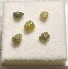 NATURAL ROUGH UNCUT DIAMONDS FANCY COLOR LOT (1CT)La@
