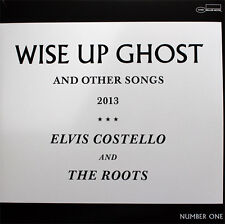 Elvis Costello And The Roots ‎– Wise Up Ghost and Other Songs Vinyl 2LP NEW