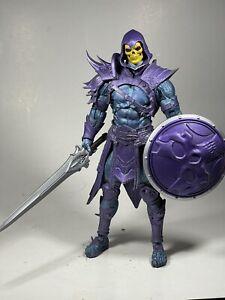 "Custom 7"" Skeletor MASTERS OF THE UNIVERSE REVELATION SKELEGOD Classics"