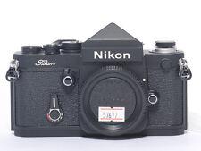 Nikon F2/T Titan Titanium Film Slr Camera *Mint-*