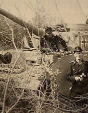 Foto, Normandie, Panzer, Zimmerit, tank, Front, combat, Orden, aus Fotoalbum