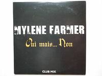 Mylene Farmer cd Promo Oui Mais Non club mix