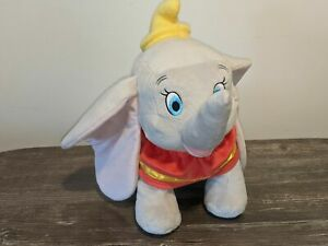 "DUMBO 14"" Walt Disney Plush Doll/Stuffed Animal Elephant Classic Movie Character"