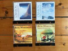 Rick Wakeman, Singh Kaur, Kim Robertson 4 CD´s