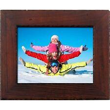 8 WiFi Digital Photo Frame Distressed Wood - Polaroid