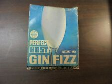 VINTAGE Perfect host gin freeze instant mix