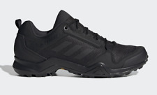 Adidas TERREX AX3 Mens OUTDOOR WALKING TRAIL RUNNING HIKING SHOE BLACK Size 10.5