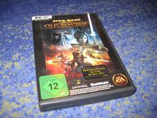 Star Wars: The Old Republic PC DVD-Box Deutsche Kaufversion in DVD Hülle