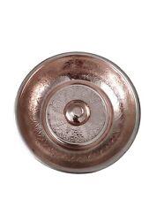 Turkish handmade mini copper shaving bowl / copper bath bowl/ decorative item