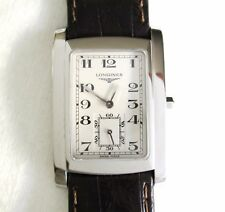 Longines L5 655.4 Dolce Vita Quartz Rectangle Men's Watch ETA 980.163 GP caliber