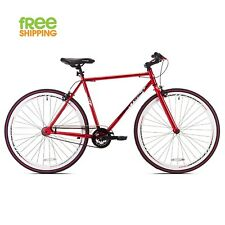 Kent Fixie Bike 700c Single Speed Men Sport City Bicycle Red New!