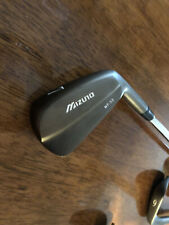 Mizuno MP 33 Irons 2-PW Refinished in Flat Black DG Pro S300 MCC+4 Green Grips
